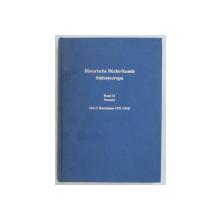 HISTORISCHE BUCHERKUNDE SUDOSTEUROPA , BAND II , NEUZEIT , TEIL 2 , RUMANIEN ( 1521 - 1918 ) , bearbeitet von MANFRED STOY , 2002 *DEDICATIE