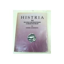 HISTRIA.LES RESULTANTS DES FOUILLES-CATRINEL DOMANEANTU