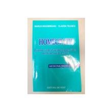 HOMEOPATIE-MARIUS NEGOMIREANU,CLAUDIA TELESCU  TIMISOARA 2005