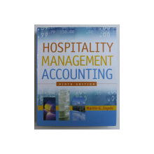 HOSPITALITY MANAGEMENT ACCOUNTING , NINTH EDITION by MARTIN G. JAGELES , 2007