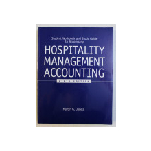 HOSPITALITY MANAGEMENT ACCOUNTING , NINTH EDITION by MARTIN G. JAGELES , 2007 .