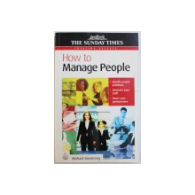 HOW TO MANAGE PEOPLE by MICHAEL ARMSTRONG , 2008