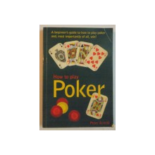 HOW TO PLAY POKER de PETER ARNOLD, 2003