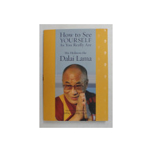 HOW TO SEE YOURSELF AS YOU REALLY ARE by HIS HOLINESS THE DALAI LAMA , 2007