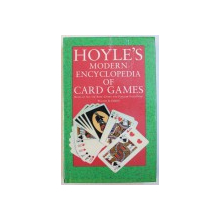 HOYLE' S MODERN ENCYCLOPEDIA  OF CARD GAMES by WALTER B. GIBSON , 1993
