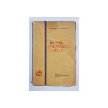 HRONICUL MASCARICIULUI VALATUC publicat si adnotat de ALEXANDRU O. TEODOREANU, EDITIA I - BUCURESTI, 1928 *SEMNATURA OLOGRAFA