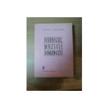 HRONICUL MUZICII ROMANESTI VOL. VIII de OCTAVIAN LAZAR COSMA  , Bucuresti 1988