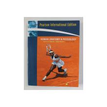HUMAN ANATOMY AND PHYSIOLOGY by ELAINE N. MARIEB and KATJA HOEHN , PEARSON INTERNATIONAL EDITION , 2007 , CONTINE CD *