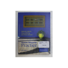 HUMAN RESOURCE PRACTICE , 5TH EDITION by MALCOLM MARTIN ... TRICIA JACKSON , 2010