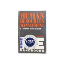 HUMAN RESOURCES MANAGEMENT by H.T. GRAHAM and R. BENNETT , 1992