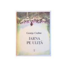 IARNA PE ULITA ,  ILUSTRATII DE  ION MORARU , 1992