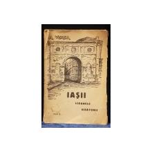 IASII, ICOANELE VISATORII de A. VEREA - BUCURESTI, 1917