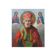Icoana Sf. Nicolae - Icoana Rusia, Secol 19