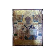 Icoana Sf Nicolae, prima jumatate a sec. XIX