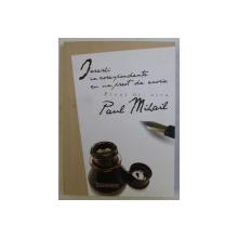 IERARHI IN CORESPONDENTA CU UN PREOT DE ENORIE - PREOT DR. AVVA PAUL MIHAIL , 2011 DEDICATIE*
