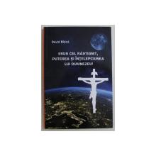 IISUS CEL RASTIGNIT , PUTEREA SI INTELEPCIUNEA LUI DUMNEZEU de DAVID BITICA , 2020