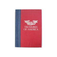 ILLUSTRATED GUIDE TO THE TREASURES OF AMERICA , 1974