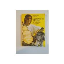 IMBRACAMINTE TRICOTATA DE LA TRADITIE LA MODERN de ELENA PANAIT LECCA , CARMEN PANAIT , MAARIANA POPA , 1991