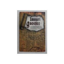 IMNURI GNOSTICE , CARTEA LUI IOAN BOTEZATORUL , VIATA SI INVATATURILE GNOSTICE , EDITIA A II - A , editie ingrijita de MONICA MEDELEANU , 2021