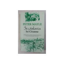 IN CAUTAREA LUI CEZANNE , roman de PETER MAYLE , 2016