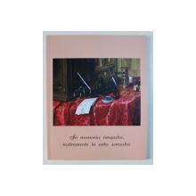 IN MEMORIA TIMPULUI , INSTRUMENTE IN ARTA SCRISULUI , coordonare ADINA RENTEA , 2011