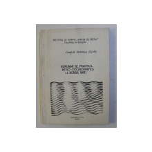 INDRUMAR DE PRACTICA METEO - OCEANOGRAFICA LA BORDUL NAVEI de OCTAVIAN SELARIU , 1989