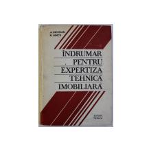INDRUMAR PENTRU EXPERTIZA TEHNICA IMOBILIARA de A . CRISTIAN si N . IANCU , 1988