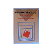 INDRUMARUL PSIHOPEDAGOGIC AL PREGATIRII EFICIENTE de SPATARU PETRE , 1991