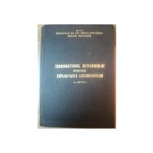 INDRUMATORUL MECANICULUI PENTRU EXPLOATAREA LOCOMOTIVELOR , PARTEA I  DATELE LOCOMOTIVEI ELECTRICE , 1978