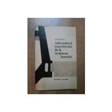 INDRUMATORUL MUNCITORULUI DE LA INCLEIEREA LEMNULUI de ION PLUGARIU , 1968