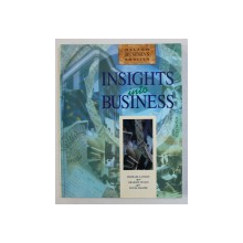 INSIGHT INTO BUSINESS - NELSON BUSINESS ENGLISH - STUDENT ' S BOOK by MICHAEL LANNON ...TONYA TRAPPE , 1998