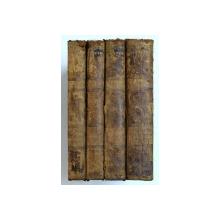INSTITUTIONES THEOLOGICAE IN USUM TYRONUM - ADORNATAE AF . AUGUSTINO CABADES MAGI - REGII ORDINIS B . MARIAE V . DE MERCEDE , VOL. I - IV , 1784 - 1790