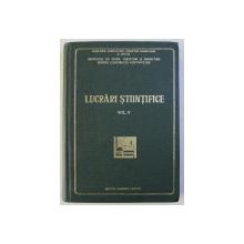 INSTITUTUL DE STUDII , CERCETARI SI PROIECTARI PENTRU CONSTRUCTII HORTIVITICOLE - LUCRARI STIINTIFICE , VOLUMUL V  , 1974