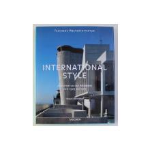 INTERNATIONAL STYLE - ARCHITEKTUR DER MODERNE VON 1925 BIS 1965 von HASAN - UDDIN KHAN , 1998
