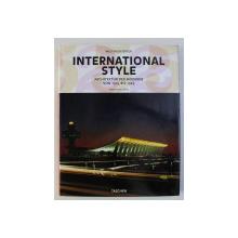INTERNATIONAL STYLE - ARCHITEKTUR DER MODERNE VON 1925 BIS 1965 von HASAN - UDDIN KHAN , 2009