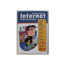 INTERNET PENTRU OAMENII OCUPATI de CHRISTIAN CRUMLISH , 2002