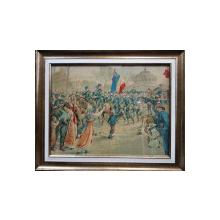 INTOARCEREA ARMATEI ROMANE DIN CAMPANIA 1913