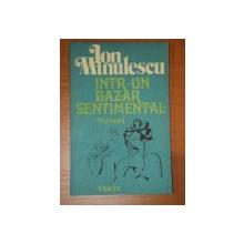 INTR-UN BAZAR SENTIMENTAL-ION MINULESCU,1977