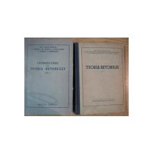 INTRODUCERE IN TEORIA BETONULUI VOL I , II de VASILE NICOLAU ... ST. ENESCU , 1957