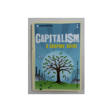INTRODUCING CAPITALISM   - A GRAPHIC GUIDE by  DAN CRYAN ...PIERO   , 2013