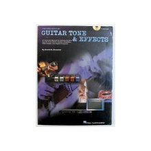 INTRODUCTION TO GUITAR TONE & EFFECTS by DAVID M . BREWSTER , 2003 , CONTINE CD*