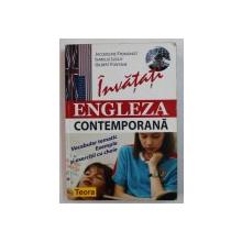 INVATA ENGLEZA CONTEMPORANA - VOCABULAR TEMATIC , EXEMPLE SI EXERCITII CU CHEIE de JACQUELINE FROMONOT ...GILBERT FONTAINE , 2005
