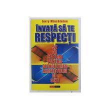 INVATA SA RESPECTI de JERRY MINCHINTON , 2001