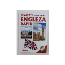 INVATATI ENGLEZA RAPID de FLORIN MUSAT , 2014 , LIPSA CD *