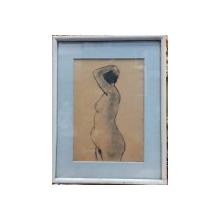 Ion Anestin (1900-1963) - Nud, nesemnat
