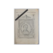 "ION MAIORESCU - REVISTA ELEVILOR LICEULUI "" CAROL I "" , CRAIOVA , ANUL I / NR. 6 - 7 , NOEMB . - DECEMB . , 1931"