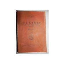 ION STRAT ECONOMIST FINANCIAR DIPLOMAT -1946