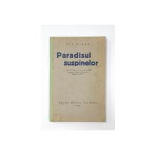 ION VINEA PARADISUL SUSPINELOR , 5 GRAVURI MARCEL IANCU, 1930