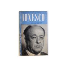 IONESCO par PHILIPPE SENART , 1964