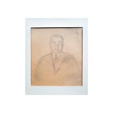 Ipolit Strambu (1871 - 1934) - Portret de barbat